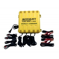 Quad Boy 4000mAh 4 Bank Charger