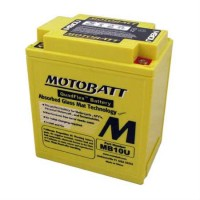 MB10U MotoBatt Battery