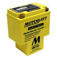 MB16A MotoBatt Battery