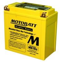 MB16U MotoBatt Battery