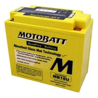 MB18U MotoBatt Battery