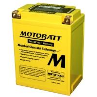 MBTX14AU MotoBatt Battery
