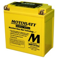 MBTX16U MotoBatt Battery