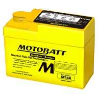 MT4R MotoBatt Battery