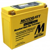 MB16AU MotoBatt Battery