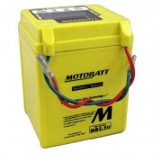 MB2.5U MotoBatt Battery