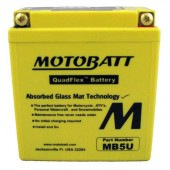 MB5U MotoBatt Battery