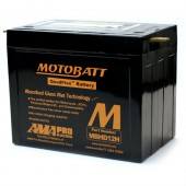 MBHD12H MotoBatt Battery