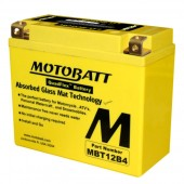 MBT12B4 MotoBatt Battery