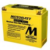 MBTX24U MotoBatt Battery